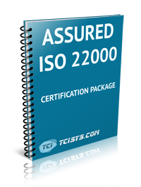 ISO 22000 Manual